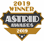 2019 Winner Astrid Awards