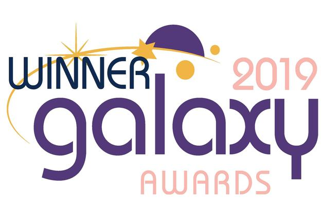 Winner 2019 galaxy Awards